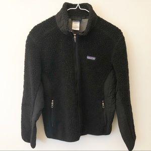 {Patagonia} Synchilla Black Fleece Jacket